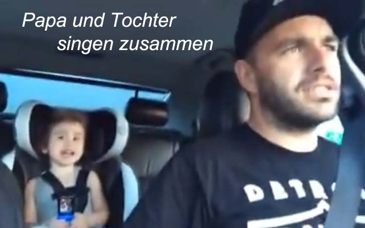 Vater und Tochter Beziehung